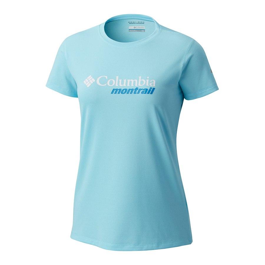 חולצה לנשים - Trinity Trail W T - Columbia Montrail