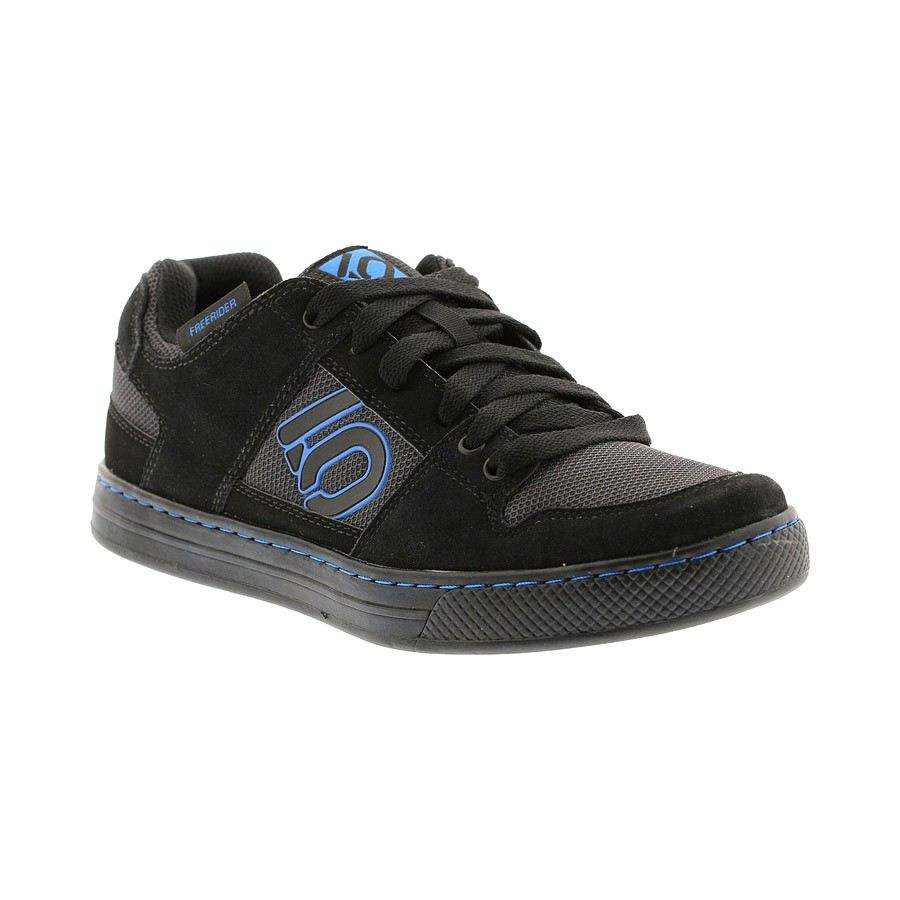 נעלי רכיבת הרים - Freerider - Black/blue - Five Ten