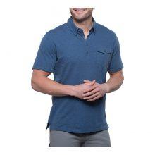 חולצת פולו לגברים - Stir Polo - Kuhl