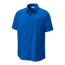 חולצה קצרה לגברים - Twisted Creek S/S Shirt - Columbia