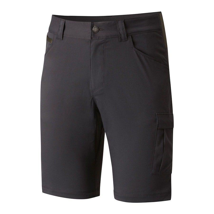 מכנסי טיולים קצרים לגברים - Outdoor Elements Stretch Short - Columbia