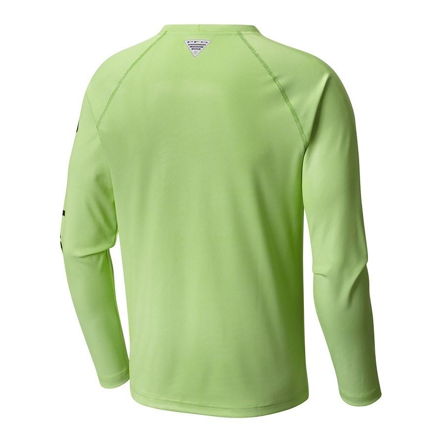 חולצה לגברים - Solar Shade LS - Columbia