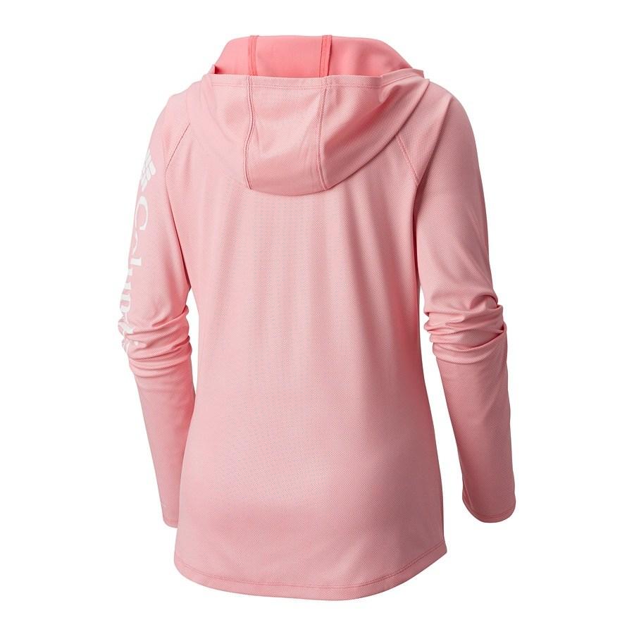 חולצה לנשים - Solar Shade Hoodie W - Columbia