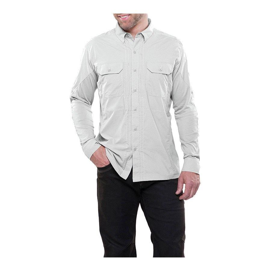 חולצה ארוכה לגברים - Airspeed L/S - Kuhl