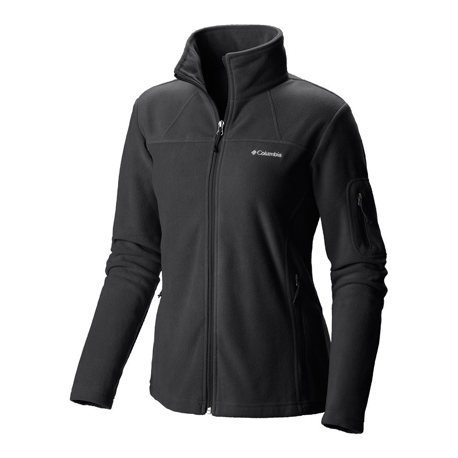 מעיל פליס לנשים - Fast Trek Full Zip - Columbia