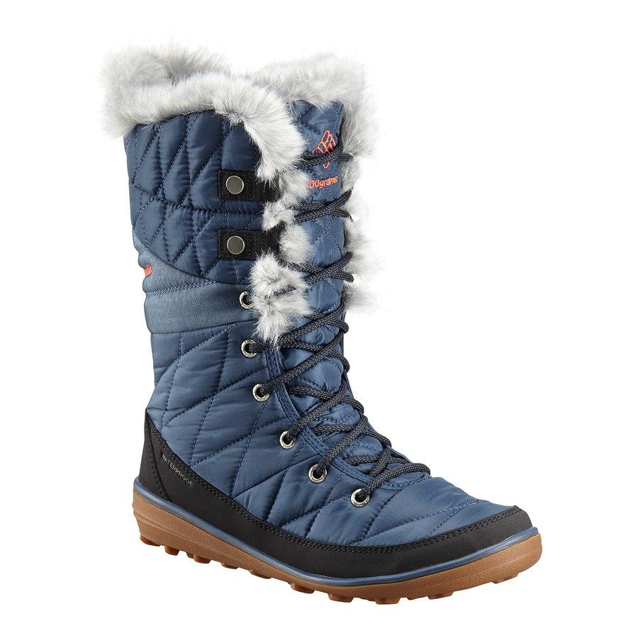 מגפיים מבודדים לנשים - Heavenly Omni-Heat Lace Up - Columbia