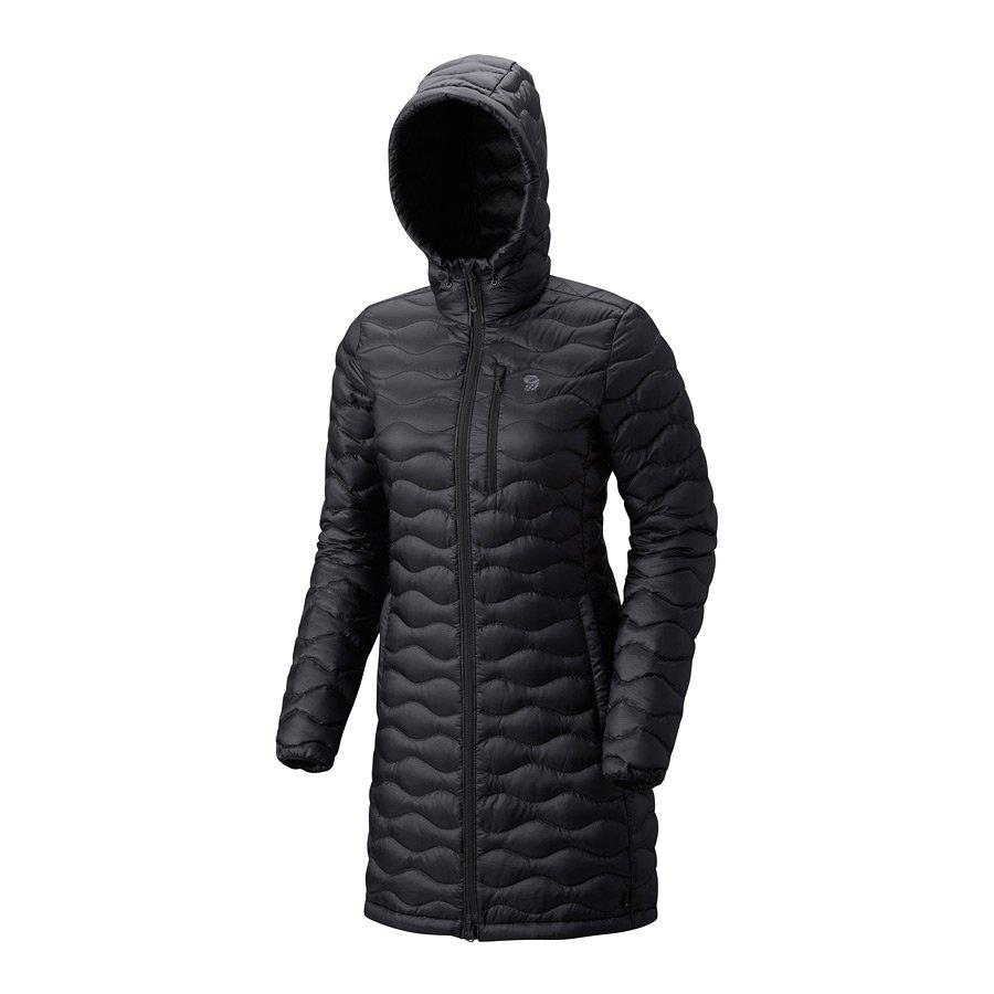 מעיל פוך לנשים - Nitrous Hooded Down Parka - Mountain Hardwear