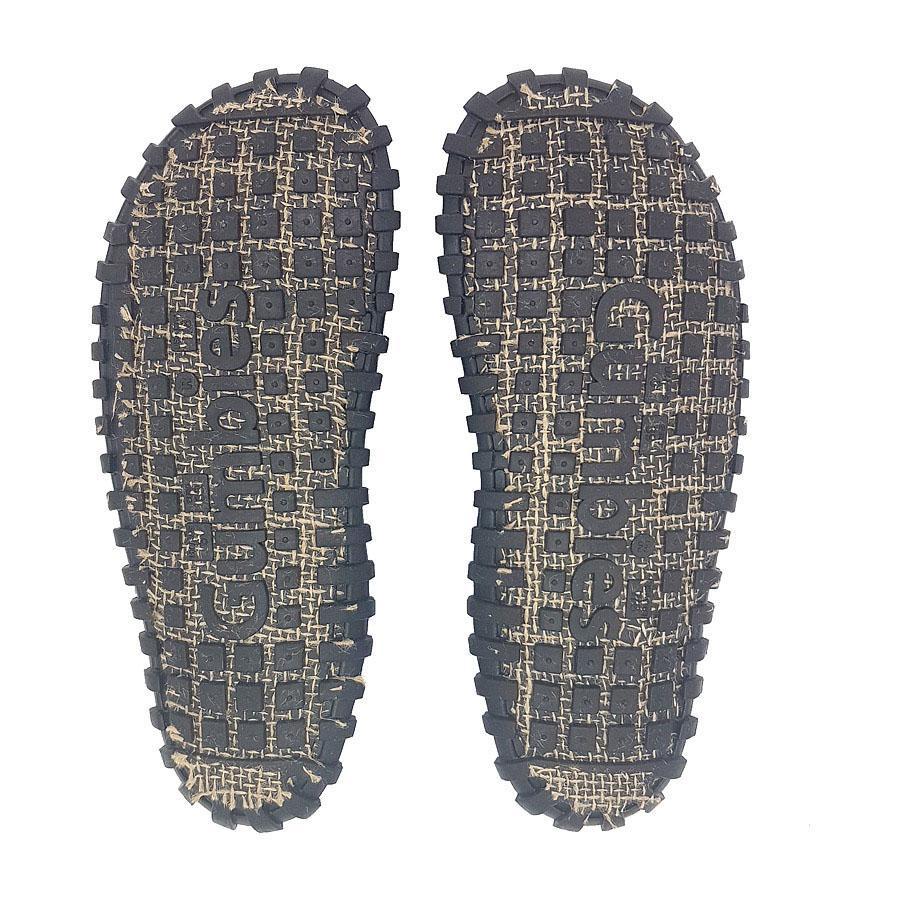 כפכפים - Islander Canvas Te - Gumbies