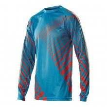 חולצת רכיבה - Impact Jersey L/S - Royal