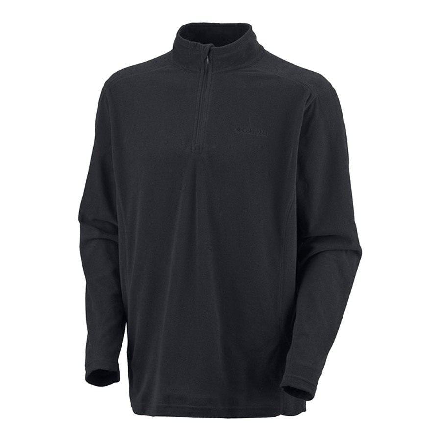 חולצת מיקרו-פליס לגברים - Klamath Range Half Zip - Columbia