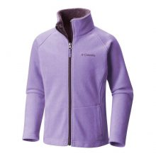 מעיל פליס לנערות - Dotswarm II Full Zip - Columbia