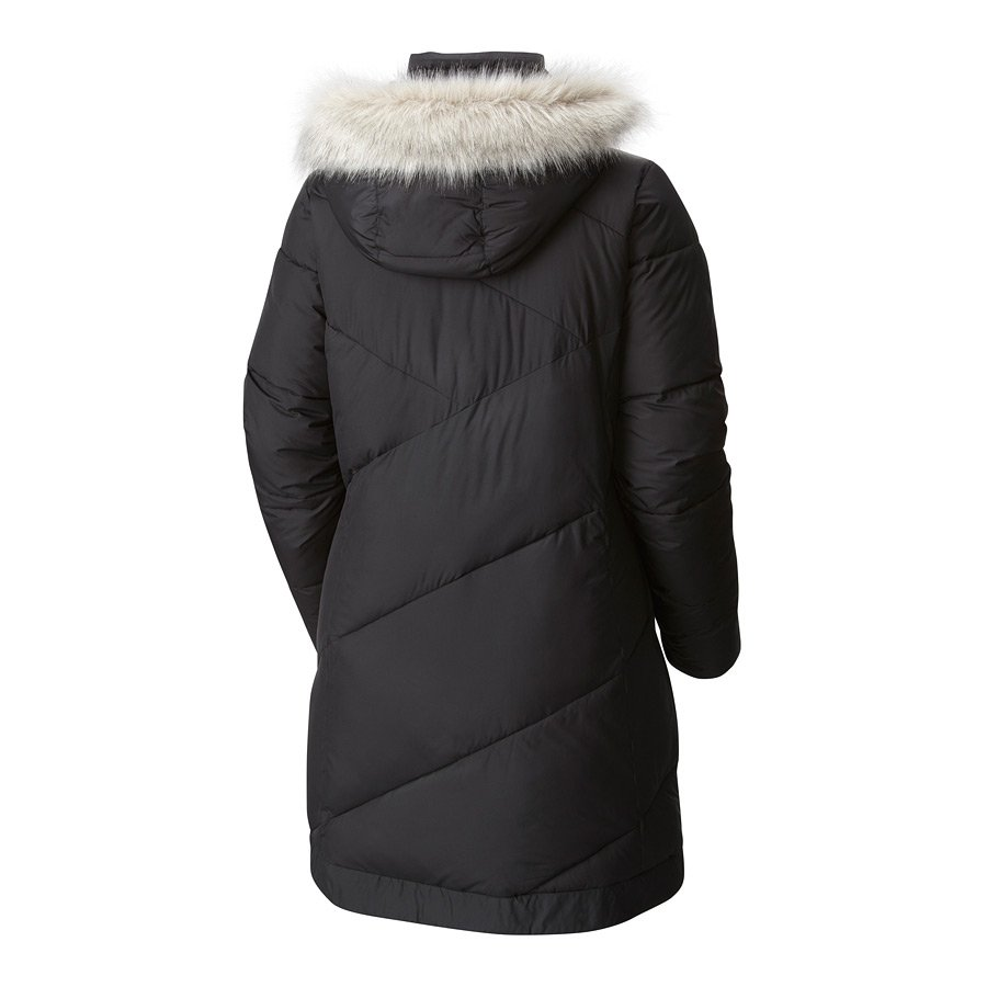 מעיל ארוך לנשים - Snow Eclipse Mid - Columbia