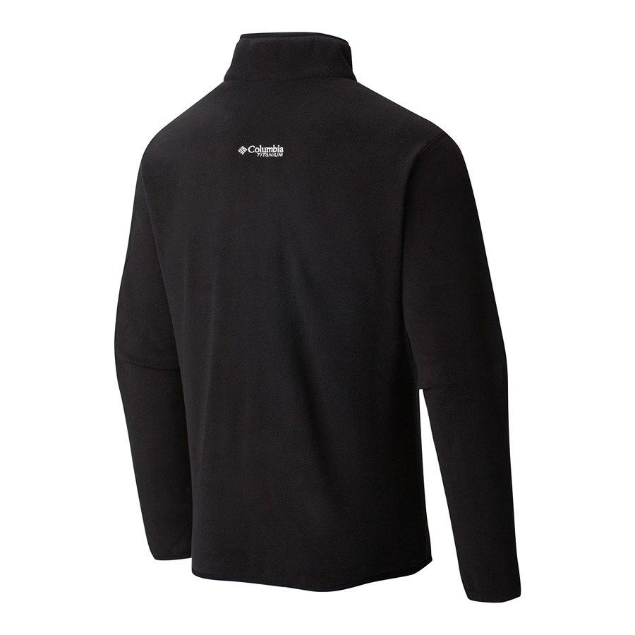 חולצת מיקרו-פליס לגברים - Titan Pass 1.0 Half Zip - Columbia