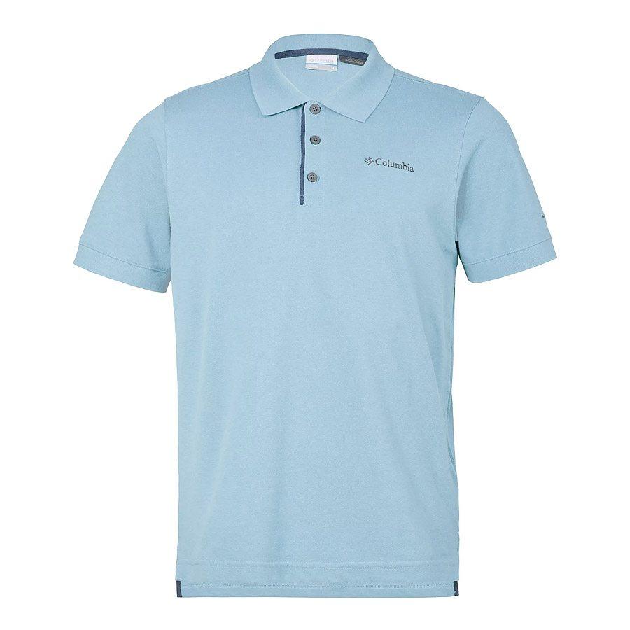 חולצת פולו לגברים - Cascade Range Polo M - Columbia