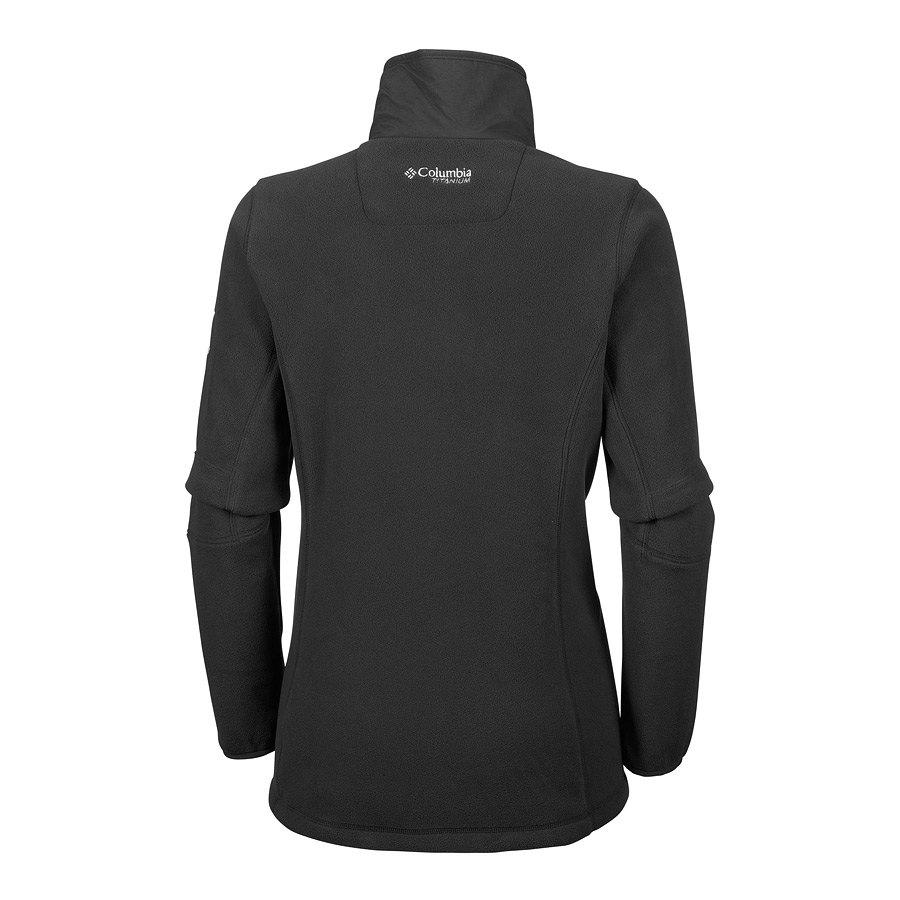 חולצת מיקרו-פליס לנשים - Titan Pass II 2.0 Full Zip - Columbia