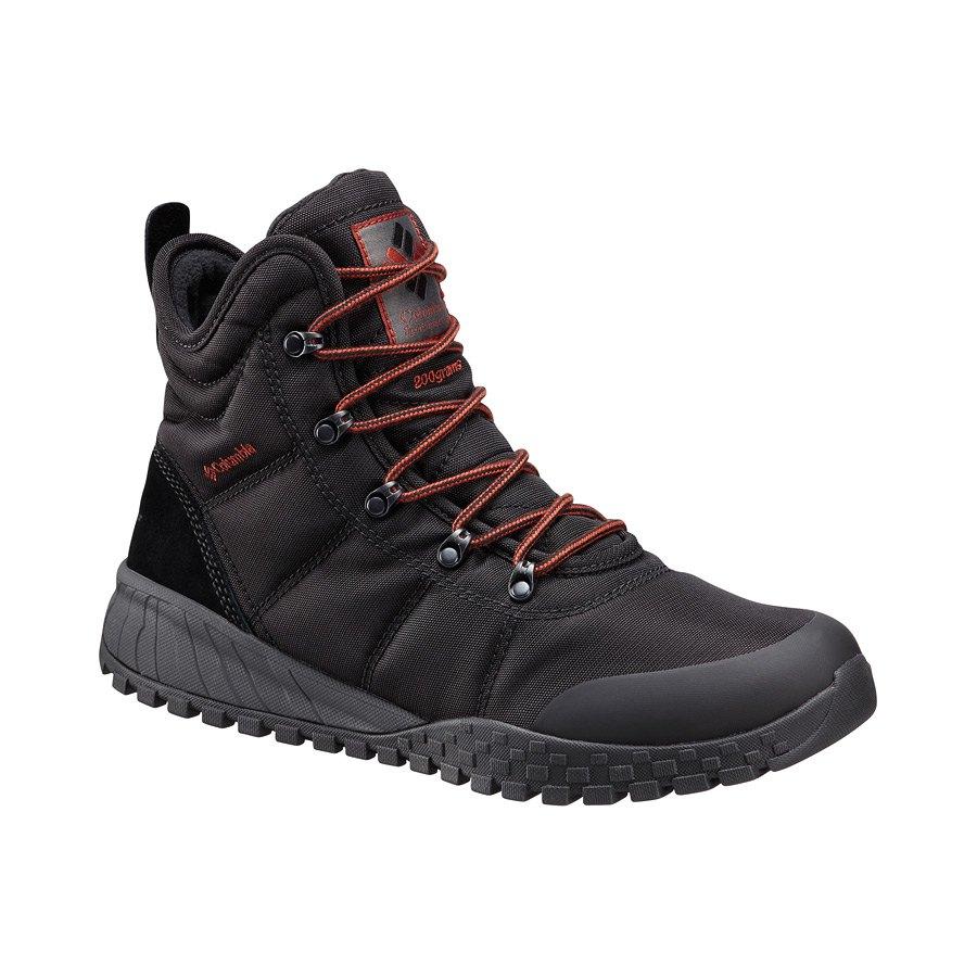 נעליים לקור לגברים - Fairbanks Omni-Heat - Columbia