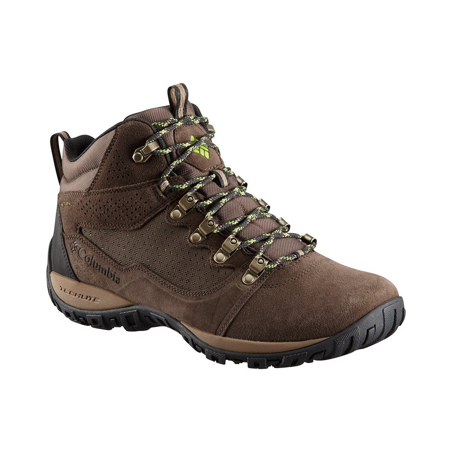 נעליים טיולים מבודדות לגברים - Peakfreak Venture Mid Suede - Columbia