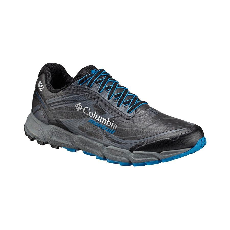 נעלי ריצת שטח לגברים - Caldorado III Outdry Extreme - Columbia Montrail