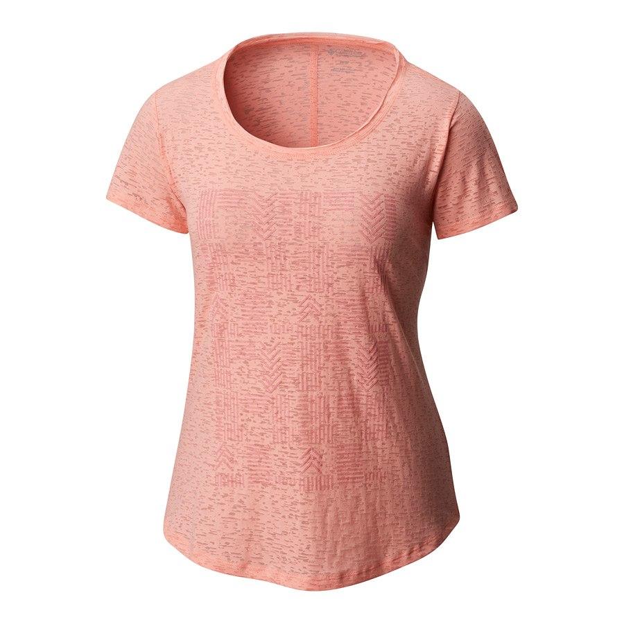 חולצה לנשים - Elevated II Tee - Columbia