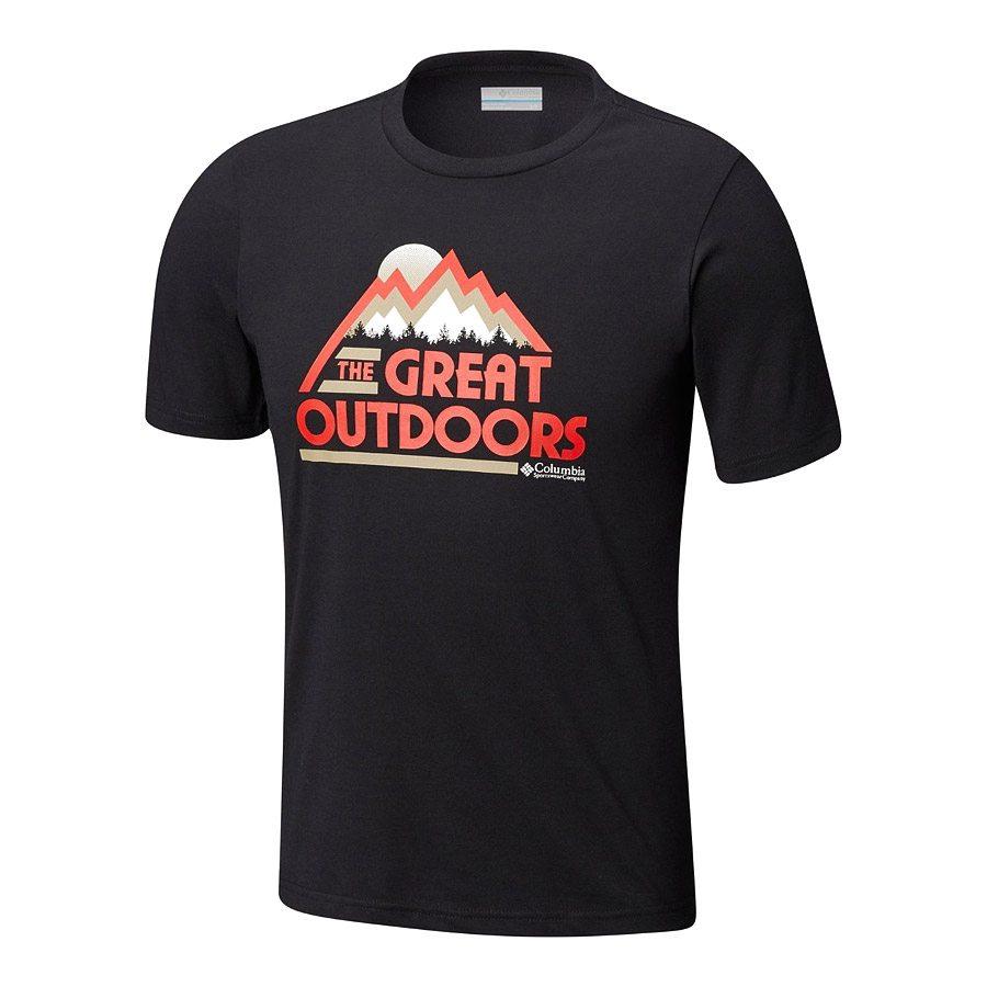 חולצה לגברים - Hunter's Canyon S/S Shirt - Columbia
