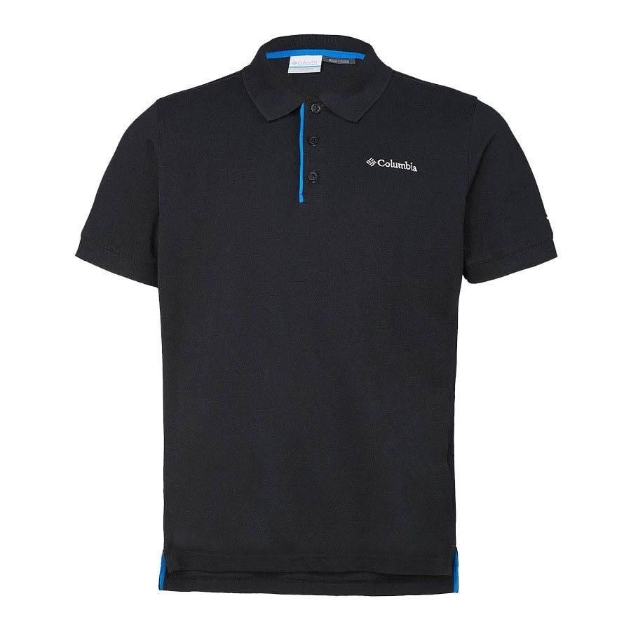 חולצת פולו לגברים במידות גדולות - Cascade Range Polo - Columbia