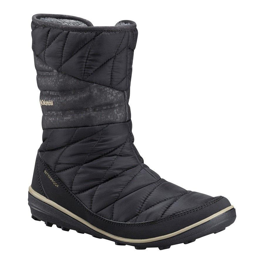 מגפיים מבודדים לנשים - Heavenly Slip II Omni-Heat - Columbia