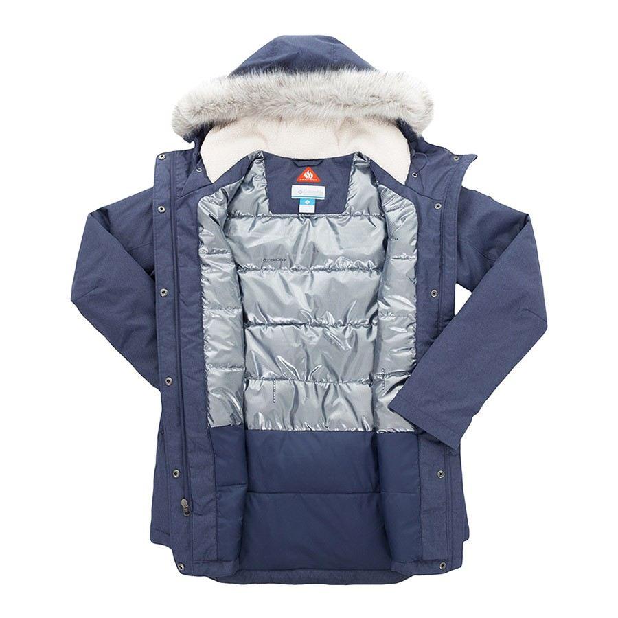 מעיל מבודד לנשים - Suttle Mountain Insulated - Columbia