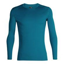 חולצה תרמית ארוכה לגברים - M 200 Oasis L/S Crewe - Icebreaker