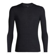 חולצה תרמית לגברים - M 175 Eday L/S Crewe - Icebreaker