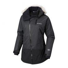 מעיל סקי וסנובורד לנשים - Emerald Lake - Columbia