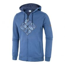 סווטשירט לגברים - Highland Gem Full Zip Hoodie - Columbia