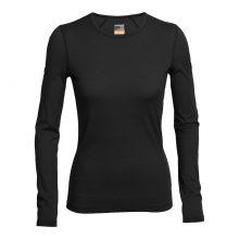 חולצה תרמית ארוכה לנשים - W 200 Oasis L/S Crewe - Icebreaker