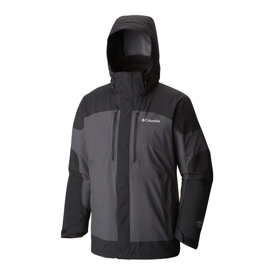 מעיל סקי לגברים - Summit Crest Interchange - Columbia