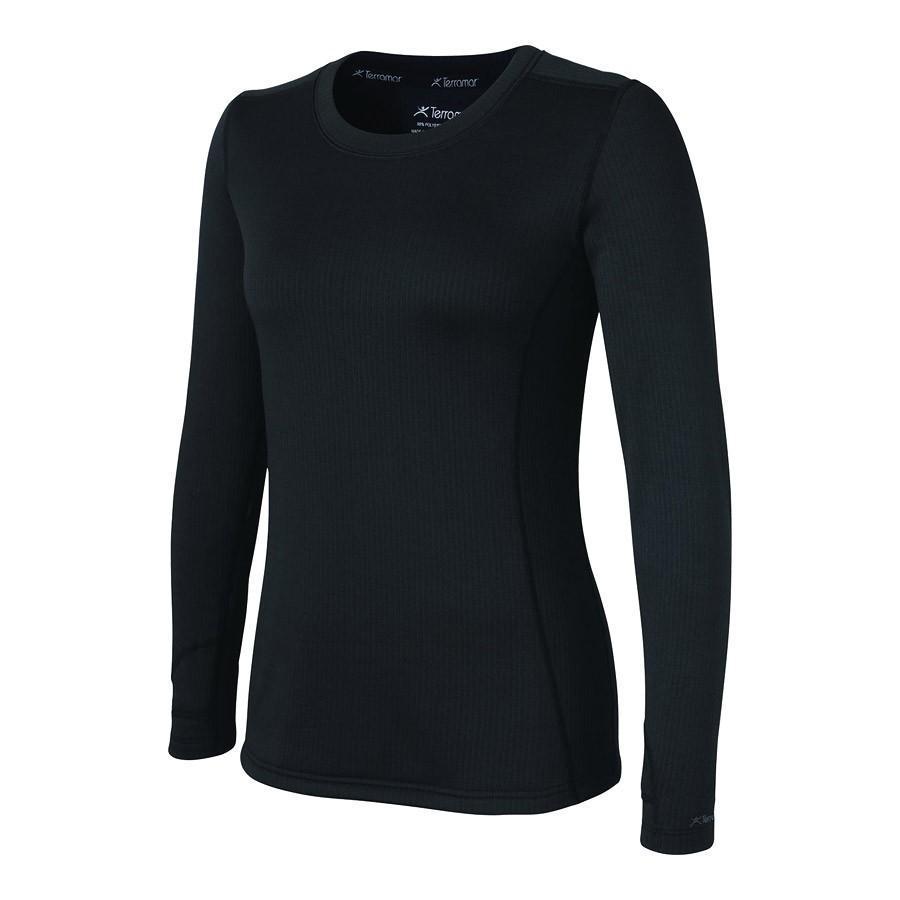חולצה תרמית לנשים - W Vertix Scoop - Terramar