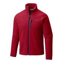 מעיל פליס לגברים - Fast Trek Full Zip R - Columbia