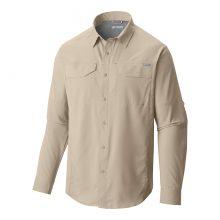 חולצה ארוכה לגברים - Silver Ridge Lite L/S Shirt - Columbia