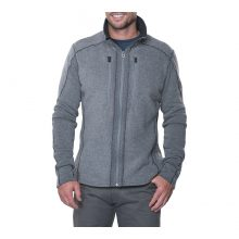 מעיל פליס לגברים - Interceptr Full Zip - Kuhl