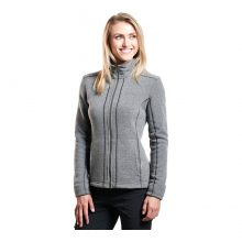 מעיל פליס לנשים - Stella Full Zip - Kuhl
