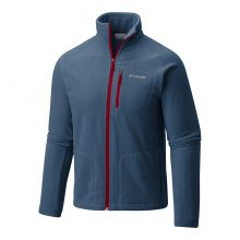 מעיל פליס לגברים - Fast Trek Full Zip - Columbia
