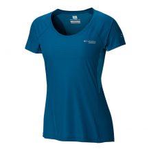 חולצה קצרה לנשים - Titan Ultra II S/S - Columbia Montrail