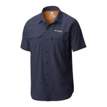 חולצה לגברים - Irico Men's Short Sleeve - Columbia