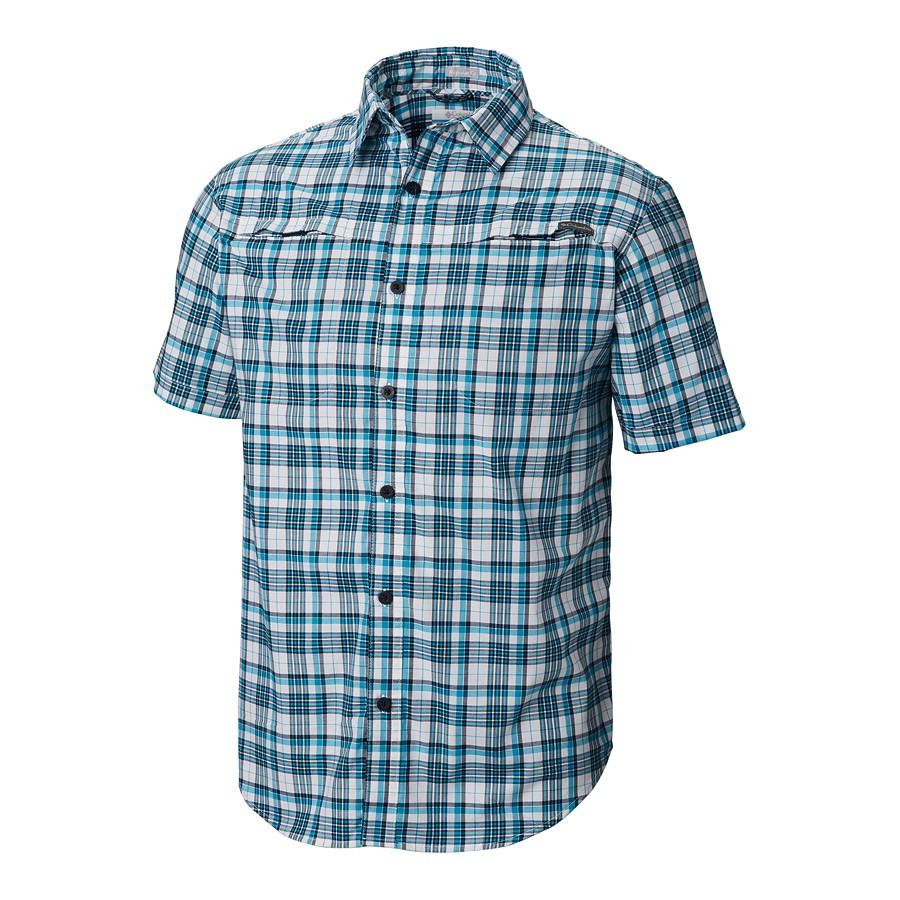 חולצה לגברים - Battle Ridge Stretch S/S - Columbia