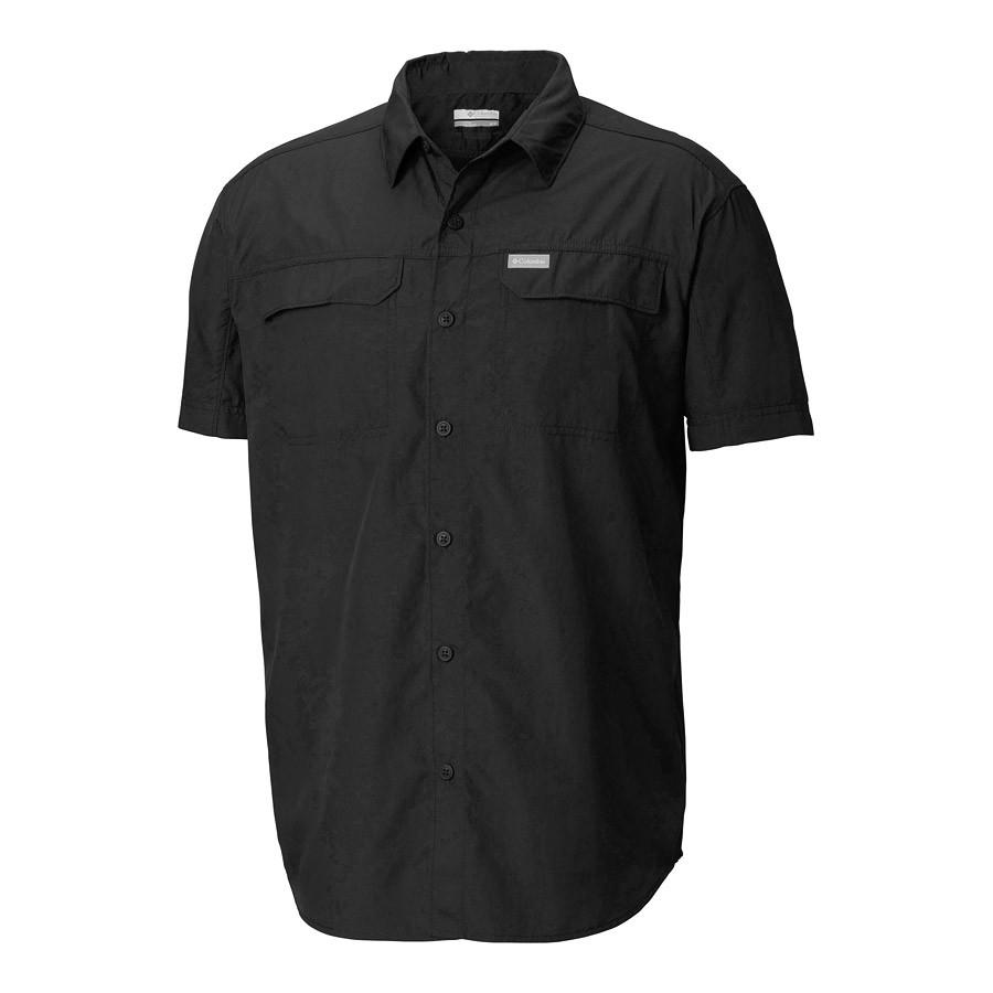 חולצה קצרה לגברים - Silver Ridge 2 S/S - Columbia