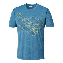 חולצה לגברים - Trinity Trail 2 Graphic S/S M - Columbia Montrail