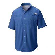 חולצה קצרה לגברים - Tamiami II S/S - Columbia