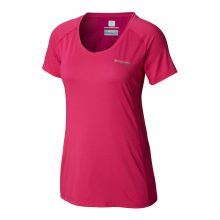 חולצה קצרה לנשים - Titan Trail Lite S/S - Columbia