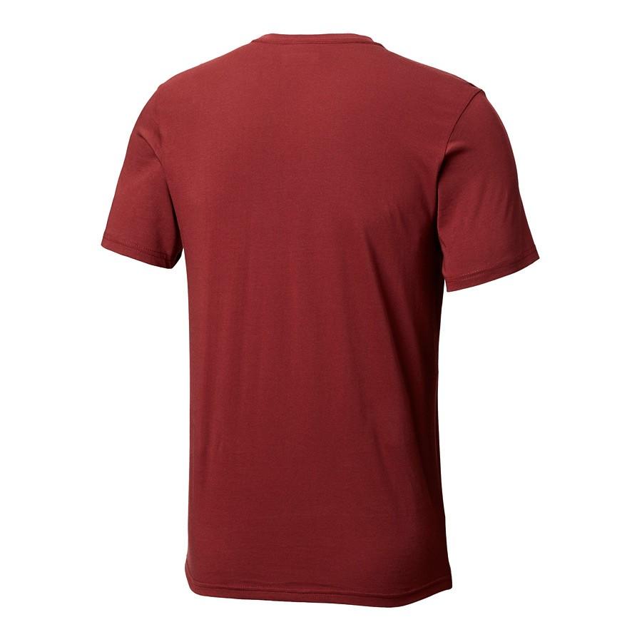 חולצה קצרה לגברים - Leathan Trail T - Columbia