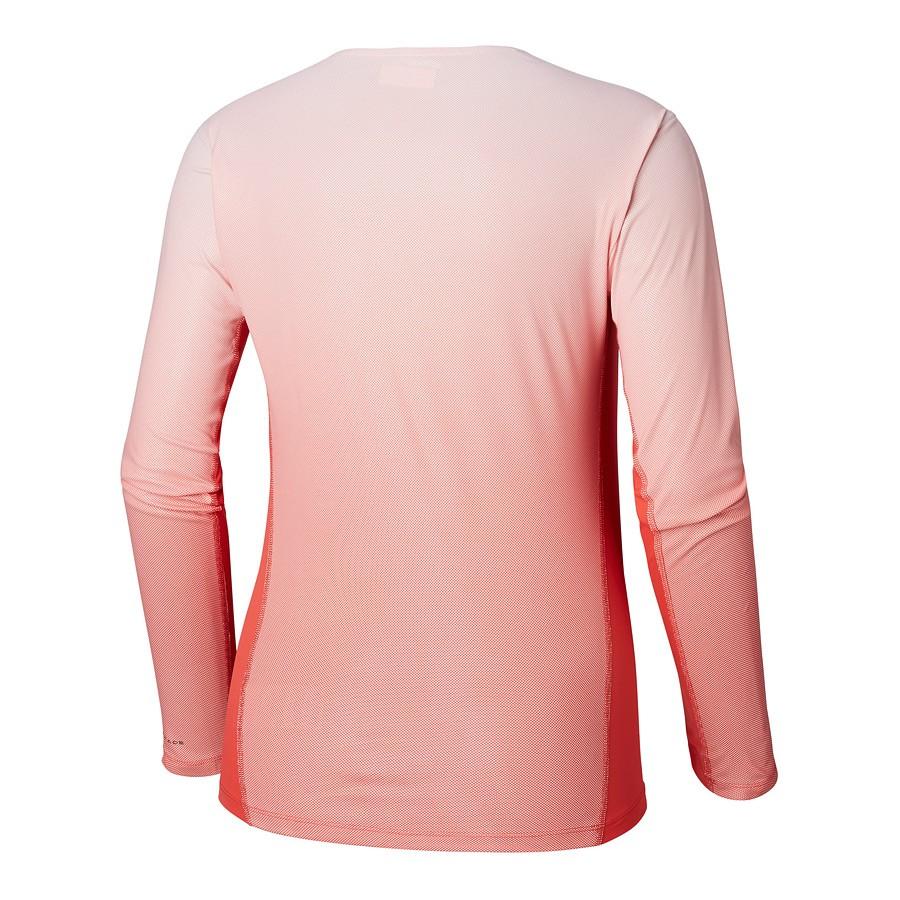 חולצה לנשים - Solar Chill 2 L/S - Columbia