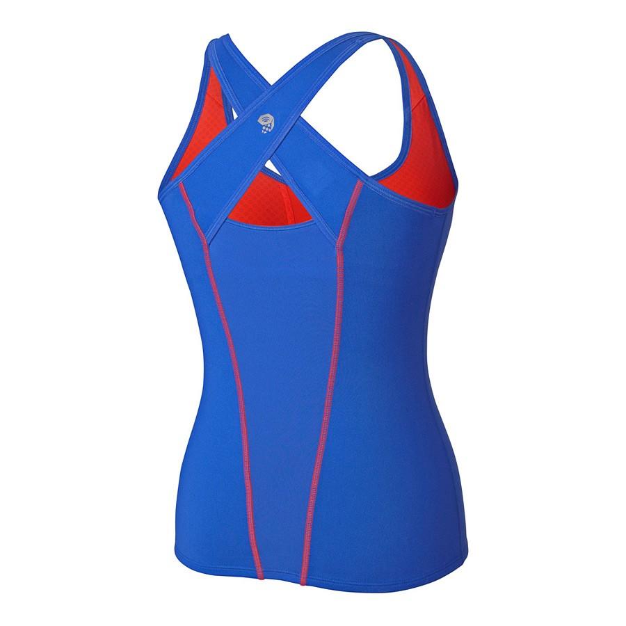 גופיית ספורט לנשים - Mighty Power Cooler Tank - Mountain Hardwear