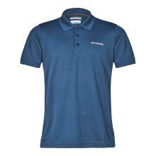 חולצת פולו לגברים - Clearwater Creek Solid Polo - Columbia